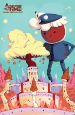 ADVENTURE TIME BANANA GUARD ACADEMY #1 COVER C